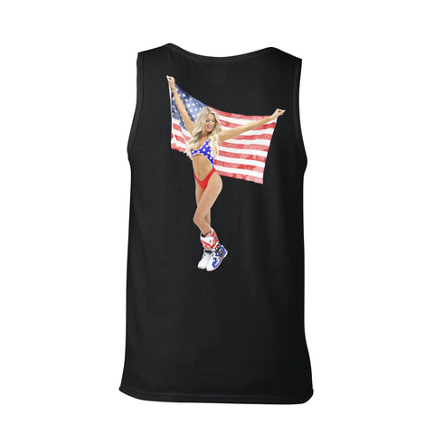 American Girl - BLACK TSHIRT (NOT A TANK ANYMORE)