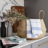 Linen Kitchen Towels - Set of 3