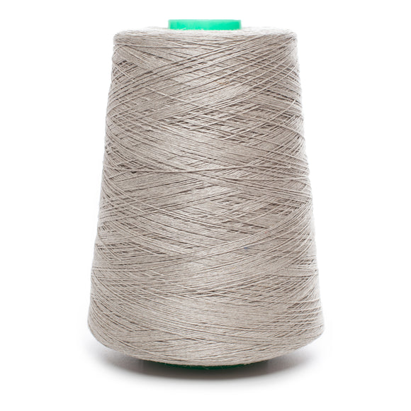 100% Linen Yarn - Natural Linen Color (Not Dyed)