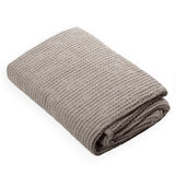 Linen Bath Towel - 52% Linen / 48% Cotton - Gray