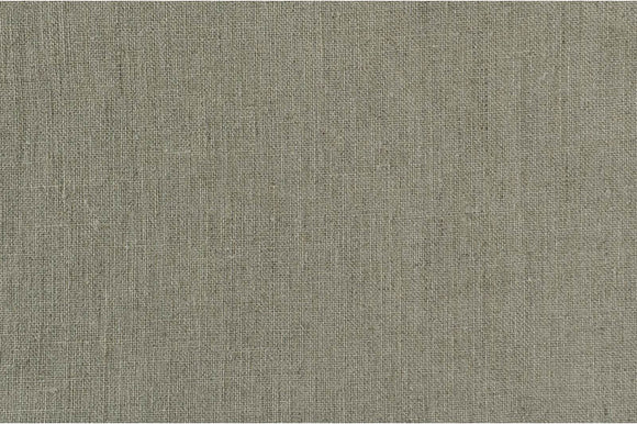 Linen Fabric in Classic Natural Linen Color Plain Weave