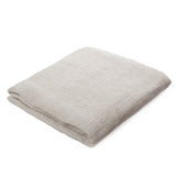 Linen Bath Towel - 100% Linen - Light Gray