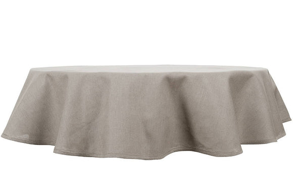 100% Linen Tablecloth | Rustic Tablecloth | Grey tablecloth | Flax Tablecloth | Tablecloth | Burlap Tablecloth | Country House | Rustic