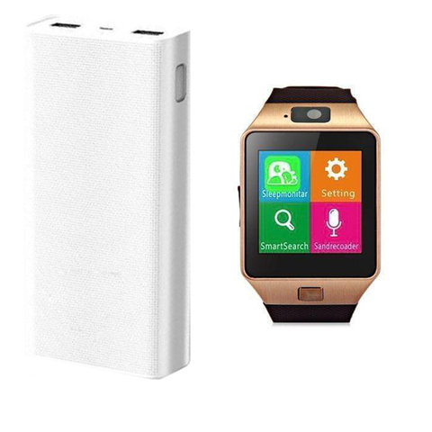 Mi20K 20000mAh + TWISTER Smartwatch -