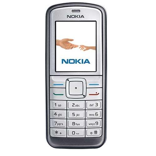 Nokia 6070 Mobile Phone - Packyourdeal