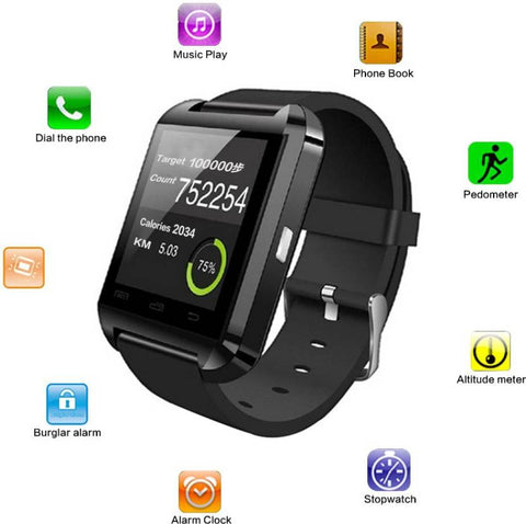 Floss Smart Watch