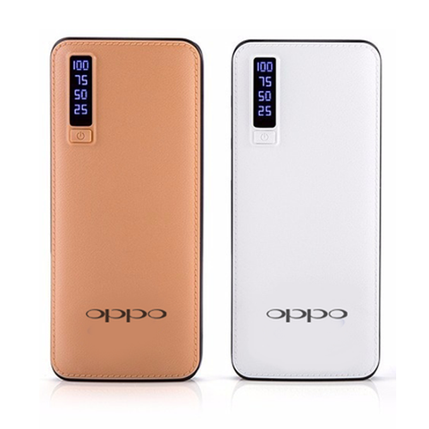 Combo of 2 Oppo 20800mAh Powerbank