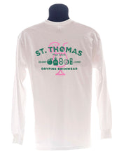 Load image into Gallery viewer, Adult Long Sleeve St Thomas in White