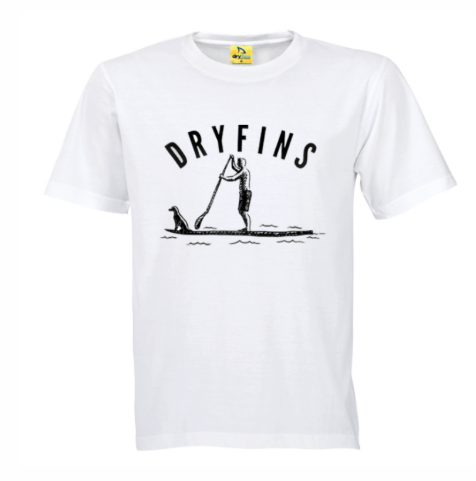 Adult Paddle Boarder T-Shirt