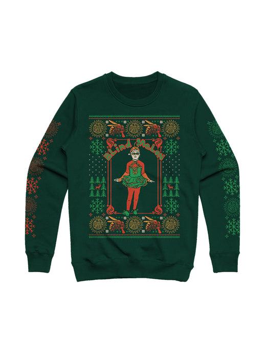 2018 Holiday Sweater (Forest Green)