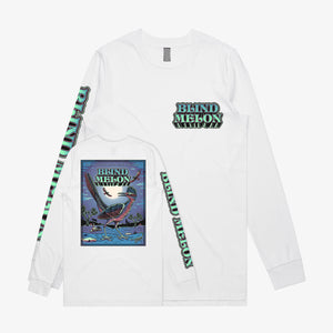 Roadrunner Long Sleeve (White)
