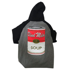 Soup Two Tone Hoodie