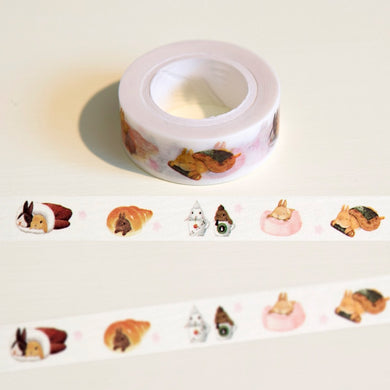 Beautiful Funny Bunny Tape
