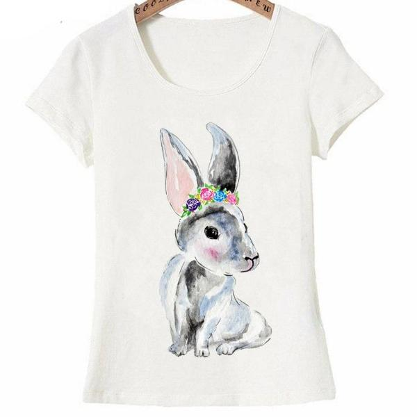 Cute little creature, bunny design fashion T-Shirt