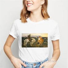 Load image into Gallery viewer, Cat Rabbit T-Shirt