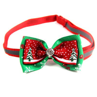 Christmas Rabbit Bow-tie