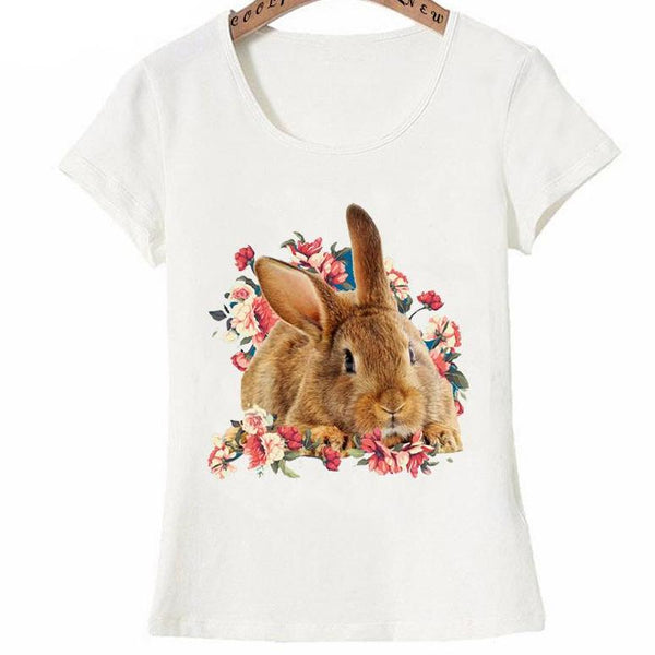 Easter bunny design fashion T-Shirt