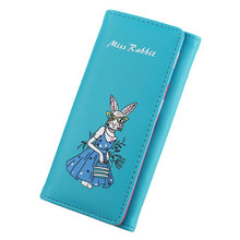 Load image into Gallery viewer, Miss Rabbit Women's Clutch bag by BOTUSI