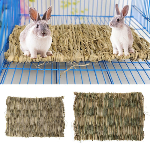 Grass Chew Mat For Rabbits