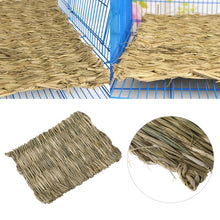 Load image into Gallery viewer, Grass Chew Mat For Rabbits