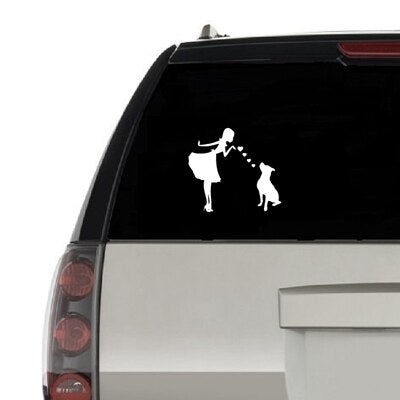 Rabbit Lover Vinyl Decal Sticker
