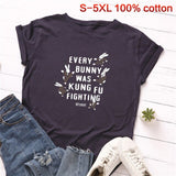 Kung Fu Rabbit T-Shirt