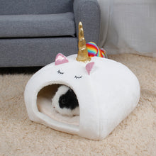 Load image into Gallery viewer, Unicorn Rabbit Bed