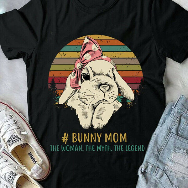 Bunny Mom T-Shirt