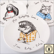 Load image into Gallery viewer, Awesome Animals Bone China Plates