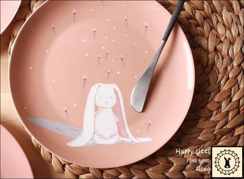 Happy Little Spring - Bone China Plates E2