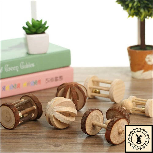 Non-Toxic Wooden Boredom-Busters.