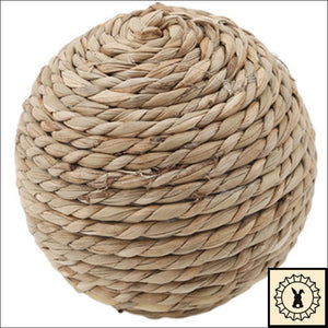 Straw Ball Toy.