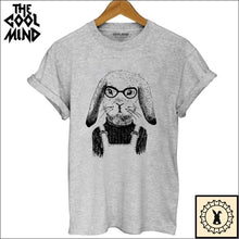 Load image into Gallery viewer, The Cool Mind© - Quality T-Shirts. Small. / Grey.