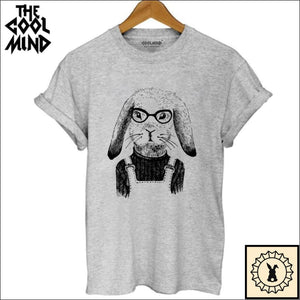 The Cool Mind© - Quality T-Shirts. Small. / Grey.
