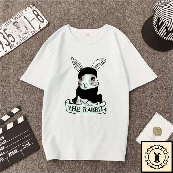 The Rabbit© - Quality T-Shirts.