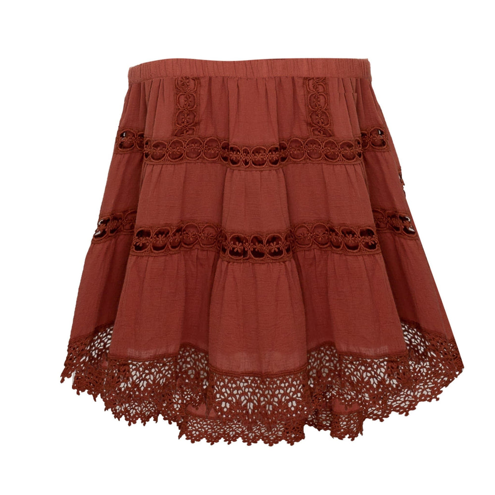 Isabelle Skirt Tobacco