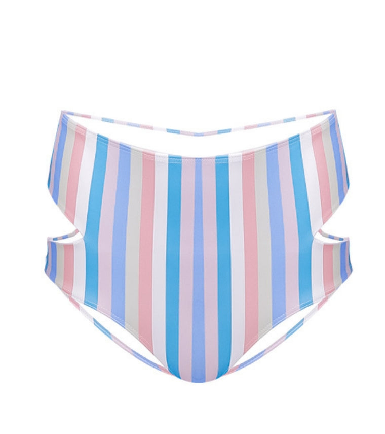 Beach Riot Rainbow Bikini Bottoms