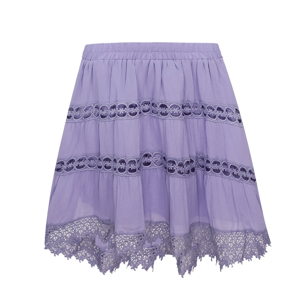 Isabelle Skirt Lilac
