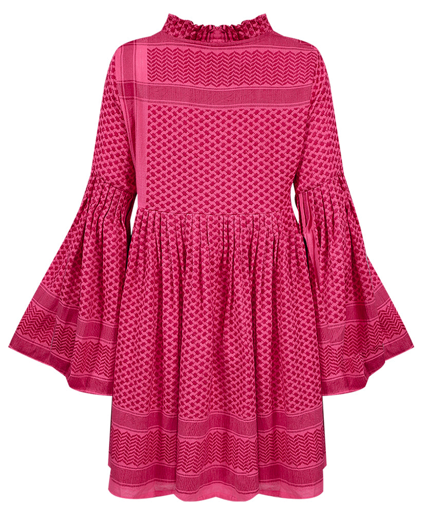 Souzaline Dress Berry