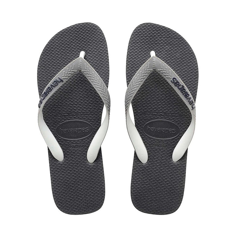 Kids Top Mix Flip Flops Graphite/Grey