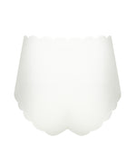 Marysia Riviera Bottom in Coconut/Black Ties