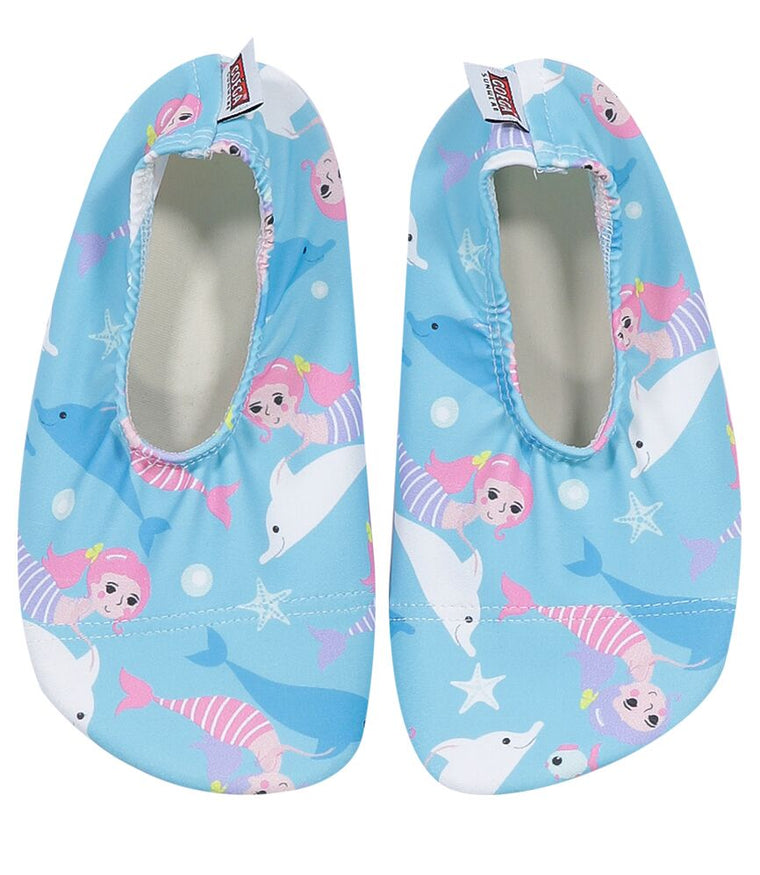 COÉGA Mermaid & Dolphin Pool and Beach Shoes