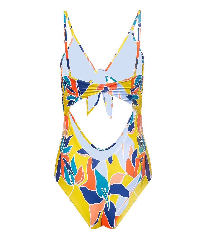 Beach Riot Karissa One Piece Yellow