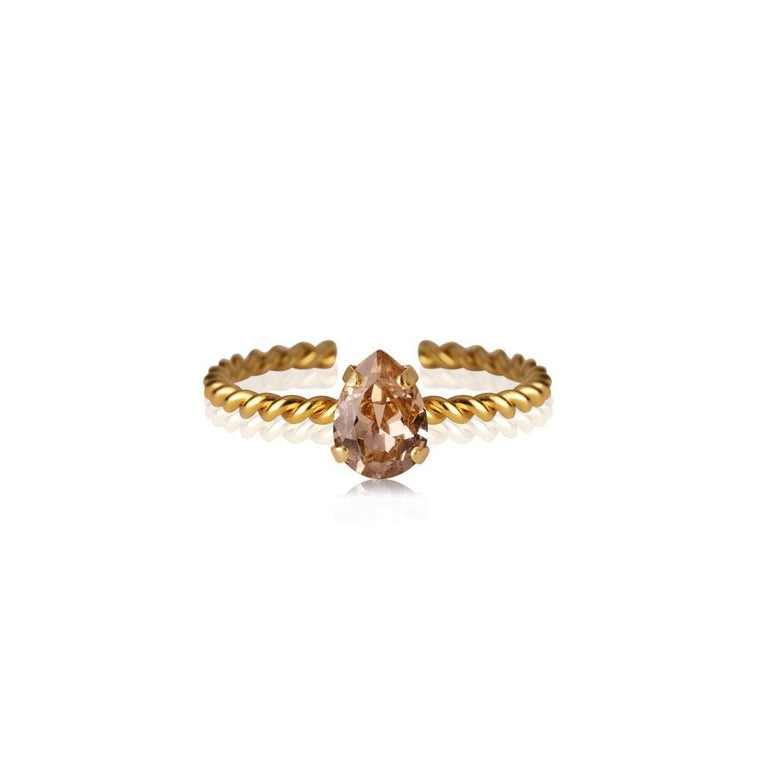 Niki Ring Vintage Rose