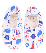 COÉGA Boats & Anchors Pool & Beach Shoes