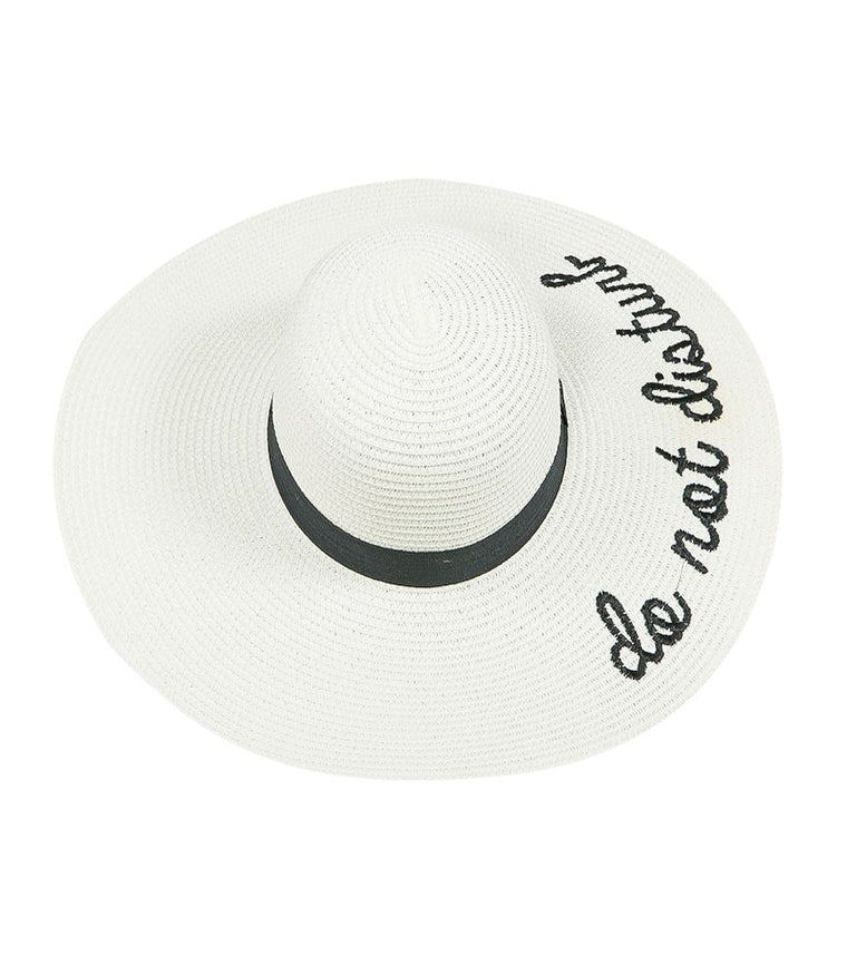 SD Select Designer Beach Hat