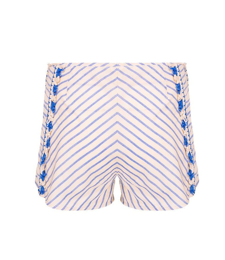 Dodo Bar Or Diego Short Pants Blue