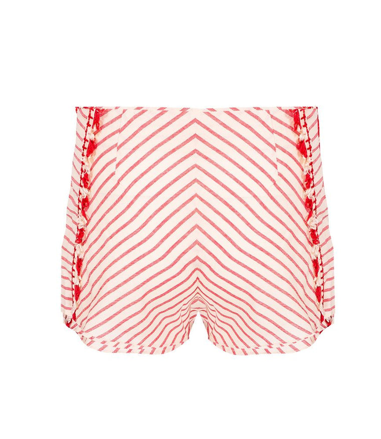 Dodo Bar Or Womens Red Short Pants | Sand Dollar UK
