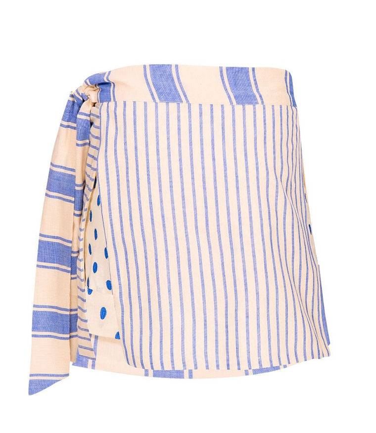 Dodo Bar Or Jasmin Skirt Blue