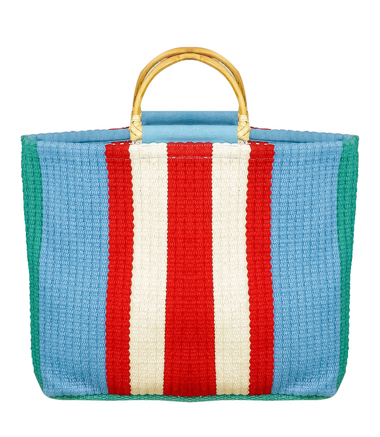 SD Select Colour Block Beach Tote